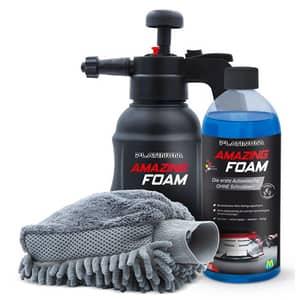 Spuma activa de curatare MEDIASHOP Platinum Amazing Foam, 1l