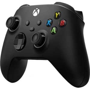 Controller wireless MICROSOFT Xbox Series X, Carbon Black + cablu USB Type C