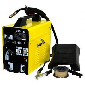 Aparat de sudura INTENSIV MIG-MAG 130, 60 - 120A, 8.6KVA, diametru sarma 0.6-0.9mm