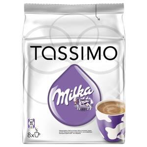 TASSIMO Milka Ciocolata, 8 capsule, 240g