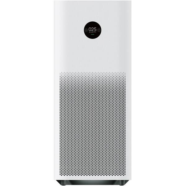 Purificator de aer Xiaomi Mi Air Pro H, 3 trepte viteza, HEPA, Wi-Fi, alb