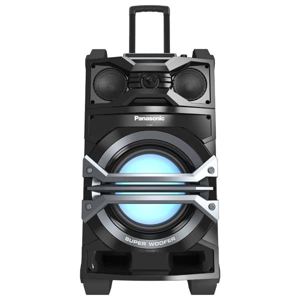 Minisistem audio PANASONIC SC-CMAX5E-K, 1000W, Bluetooth, USB, Full Karaoke, negru