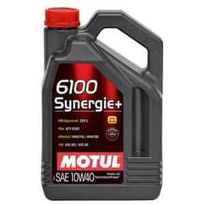 Ulei motor MOTUL 6100 Synergie, 10W40, 4l