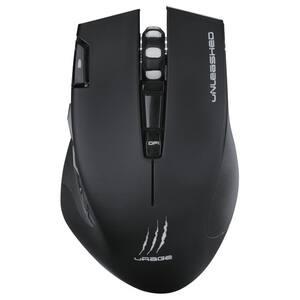 Mouse Gaming Wireless HAMA uRage Unleashed, 4000 dpi, negru