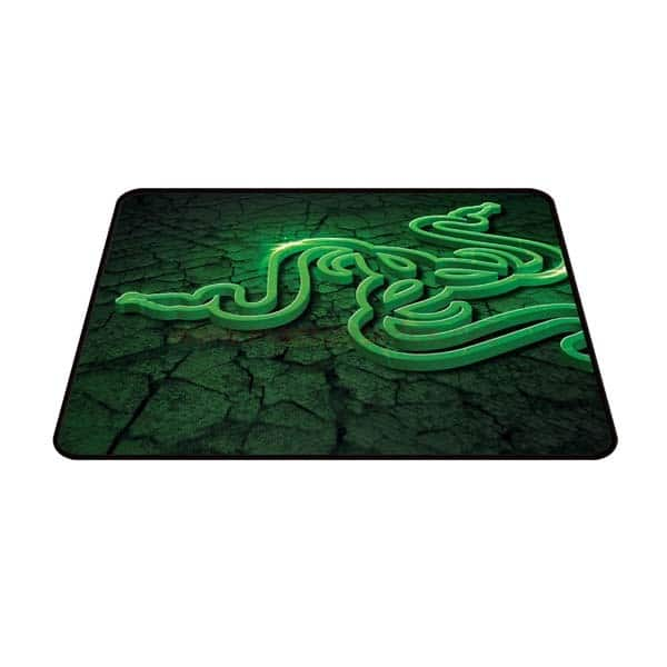 Mouse Pad Gaming RAZER Goliathus, Fissure Control ED, negru-verde
