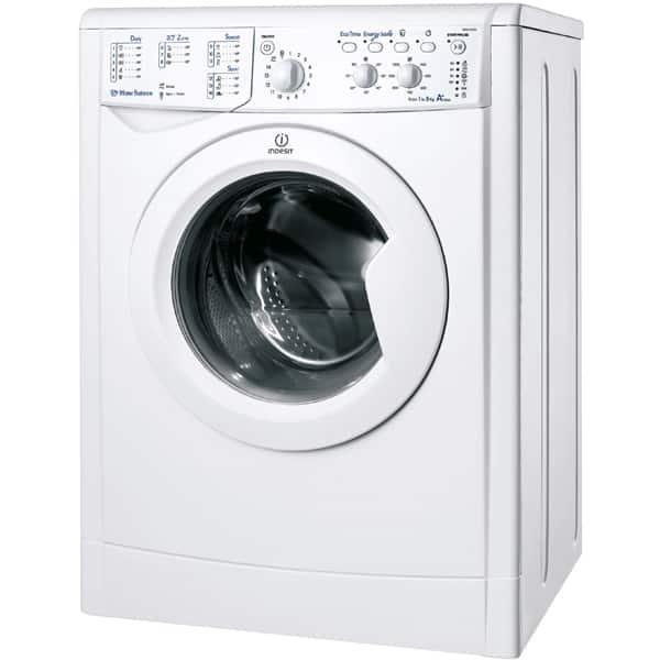 Masina de spalat rufe frontala INDESIT IWSC 51051, 5kg, 1000rpm, Clasa A+, alb