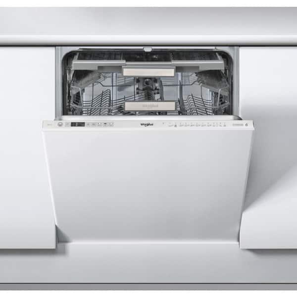 Masina de spalat vase incorporabila WHIRLPOOL WIO 3T133 DEL, PowerClean Pro, PowerDry, 14 seturi, 10 programe, 60 cm, clasa A+++