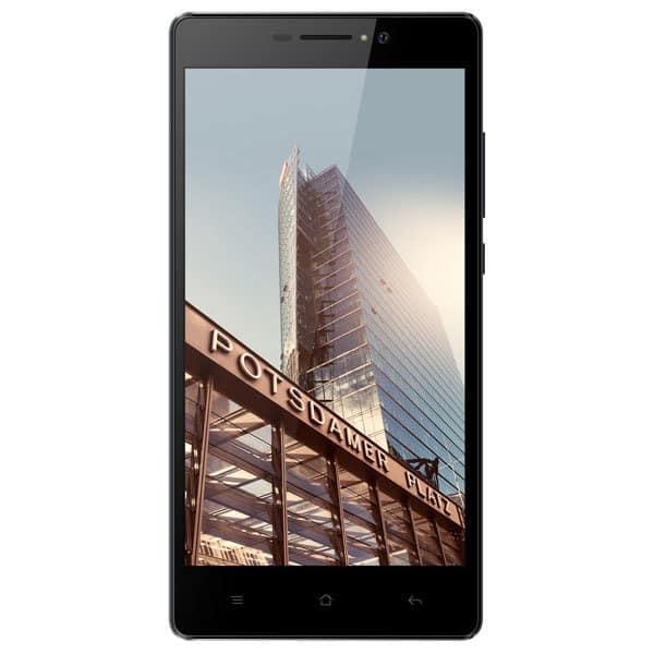 Telefon MYRIA Grand MY9004 8GB, 1GB RAM, Dual SIM, Black