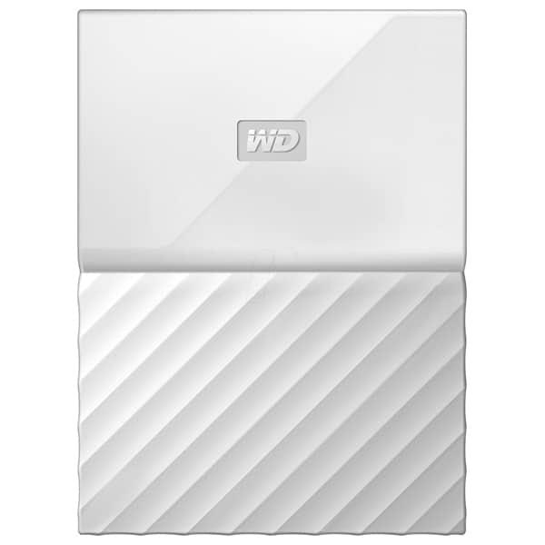 Hard Disk Drive WD My Passport WDBYFT0020BWT, 2TB, USB 3.0, alb