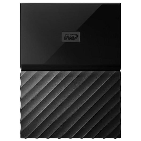 Hard Disk Drive WD My Passport WDBYNN0010BBK, 1TB, USB 3.0,  negru