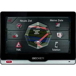 "Sistem de navigatie GPS BECKER Revo 50, 5"", Europa, negru"