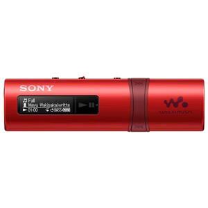 MP3 player SONY Walkman NWZ-B183FR, 4GB, USB, rosu