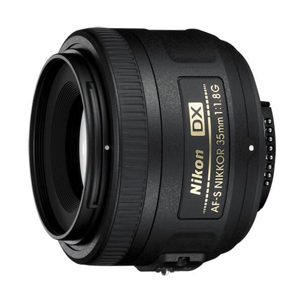 Obiectiv foto NIKON Nikkor AF-S DX 35mm f/1.8G