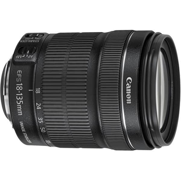Obiectiv foto CANON EF-S 18-135mm f/3.5-5.6 IS