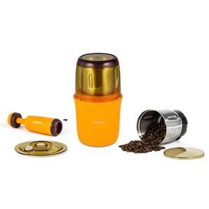 Rasnita cafea OURSSON OG2075/OR, 75g, 200W, portocaliu