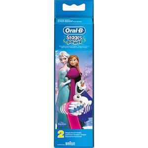 Rezerve periuta de dinti electrica ORAL-B Frozen D12, 2buc
