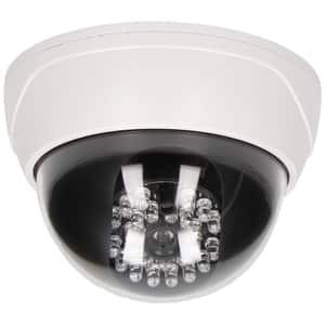 Camera supraveghere falsa interior ORNO OR-AK-1209, alb