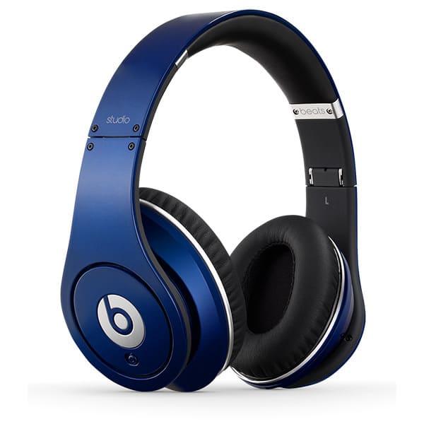 Casti Beats Studio by Dr. Dre, albastru