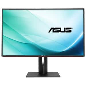 "Monitor LED IPS ASUS PA328Q, 32"", 4K/UHD, 60Hz, Flicker free, negru"