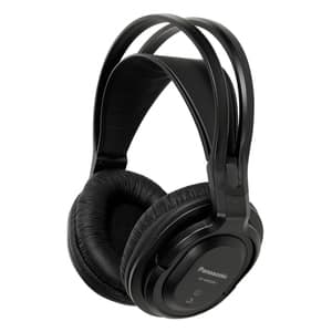 Casti PANASONIC RP-WF830, Wireless, On-Ear, negru