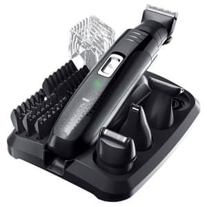 Set de ingrijire personala REMINGTON Groom Kit PG6130, acumulator, 40 min autonomie, negru