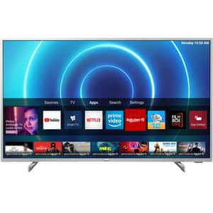 Televizor LED Smart PHILIPS 43PUS7555/12, Ultra HD 4K, HDR10+, 108 cm