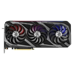 Placa video ASUS ROG Strix GeForce RTX 3090, 24GB GDDR6X, 384bit, ROG-STRIX-RTX3090-O24G-GAMING