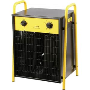 Aeroterma electrica INTENSIV PRO 22 kW D, 22000W, 400V