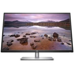 "Monitor LED IPS HP 2UD96AA, 31.5"", Full HD, 60Hz, negru"