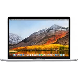 "Laptop APPLE MacBook Pro 13"" Retina Display si Touch Bar mr9v2ze/a, Intel Core i5 pana la 3.8GHz, 8GB, 512GB, Intel Iris Plus Graphics 655, macOS Sierra, Argintiu - Tastatura layout INT"
