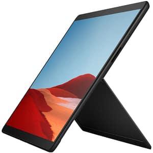 "Laptop 2 in 1 MICROSOFT Surface Pro X, Microsoft SQ1, 13"" Touch, 8GB, SSD 128GB, Adreno 685 GPU, LTE, Windows 10 Home, negru mat"
