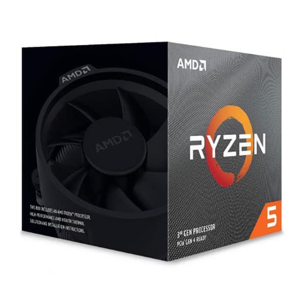 Procesor AMD RYZEN 5 3400G, 3.7GHz/4.2GHz, Socket AM4, YD3400C5FHBOX