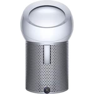 Purificator de aer DYSON Pure Cool Me BP01, 10 trepte viteza, Hepa, Telecomanda, alb