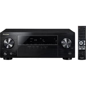 Receiver AV 5.1 4K PIONEER VSX-330, 5x105W, DTS-HD, USB, negru