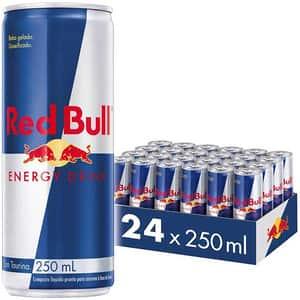 Bautura energizanta RED BULL bax 0.25L x 24 cutii