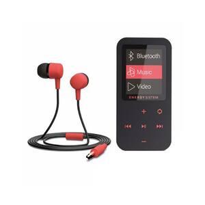 MP4 Player ENERGY SISTEM ENS426454, 8GB, Touch, Bluetooth, FM, negru-rosu