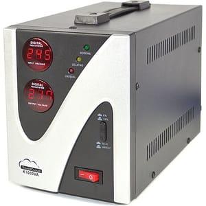 Stabilizator de tensiune SILVERCLOUD PNI-SCK1000V, 600W