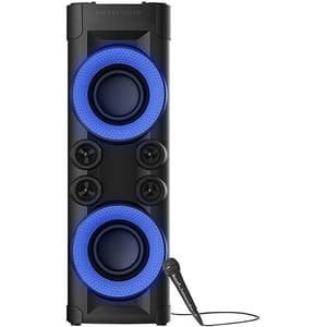 Sistem audio High Power ENERGY SISTEM Party 6, 240W, Bluetooth, USB, Radio FM, negru