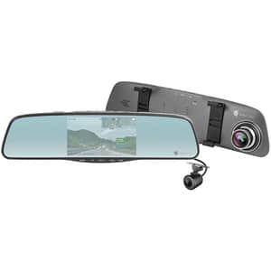 "Camera auto DVR DualNAVITEL MR250, 5"", Full HD, G-Senzor"