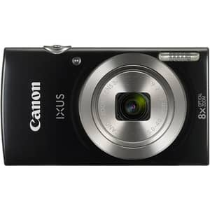 Aparat foto digital CANON IXUS 185, 20 MP, negru
