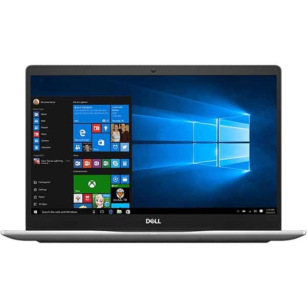 """Laptop DELL Inspiron 7570, Intel Core i5-8250U pana la 3.4GHz, 15.6"""" Full HD, 8GB, SSD 256GB, NVIDIA GeForce 940MX 4GB, Windows 10 Pro"""