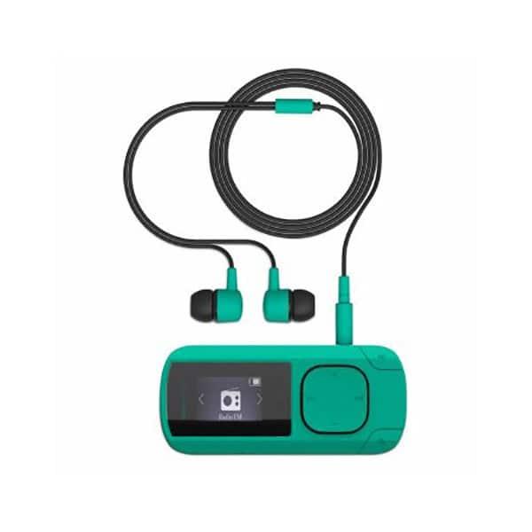 MP3 Player ENERGY SISTEM ENS426478, 8GB, FM, verde