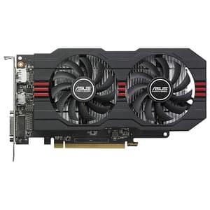 Placa video ASUS AMD Radeon RX 560, 2GB GDDR5, 128bit, RX560-2G