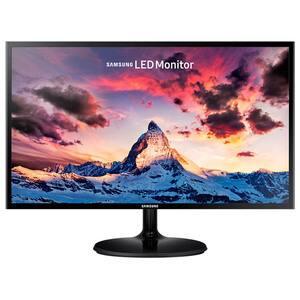 "Monitor LED PLS SAMSUNG S24F350FHU, 23.5"", Full HD, 60Hz, negru"