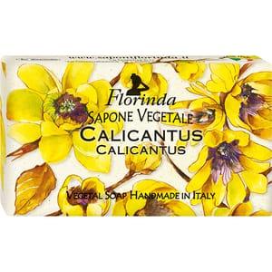 Sapun vegetal LA DISPENSA Florinda, Calicantus, 100g