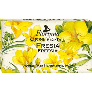 Sapun vegetal LA DISPENSA Florinda, Frezie, 100g