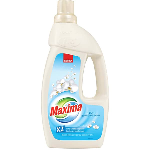 Balsam de rufe bio SANO Maxima, 4l