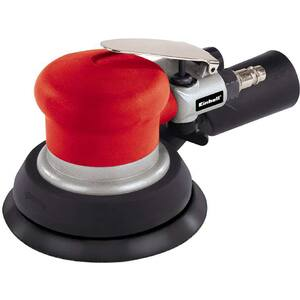 Masina de slefuit pneumatica rotativa EINHELL DSE 125, 106l/min, 6.3 bar, 10500PM, disc 125mm