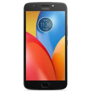 Telefon MOTOROLA E4, 16GB, 2GB RAM, dual sim, Black