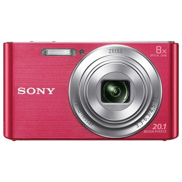 Aparat foto digital SONY DSC-W830, 20.1 MP, roz